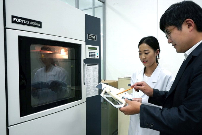 대구 3D프린팅 산업 중심엔 대학 있다