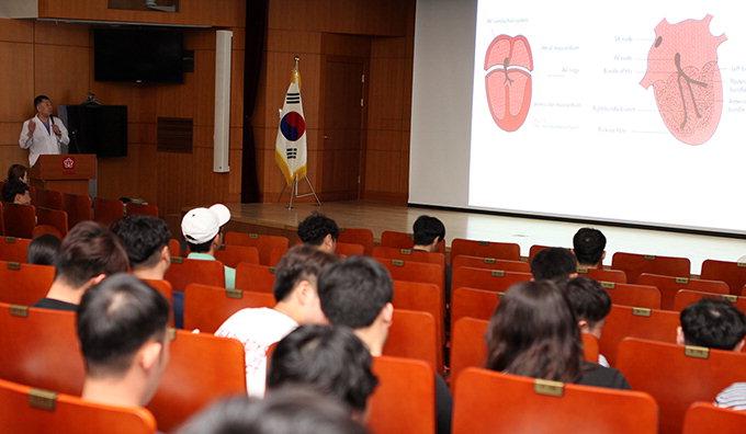 경북대병원 권역심뇌혈관질환센터, 응급의료인력 교육