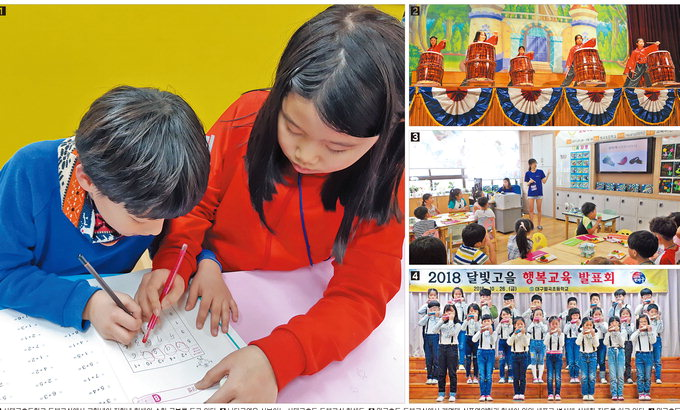 ■ '초등 돌봄교실' 모범사례 2題