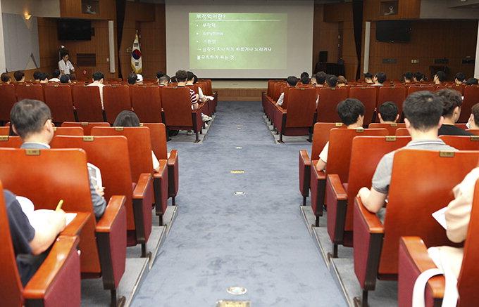 경북대병원, 지역 응급의료인력 심뇌혈관질환 교육