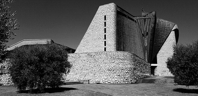 수도원에서 마주하다 건축과 영성의 진리