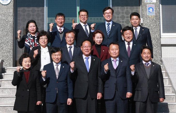 """8대 영주시의회, 안건 38건 의결…""""시민복리증진 앞장"""""""
