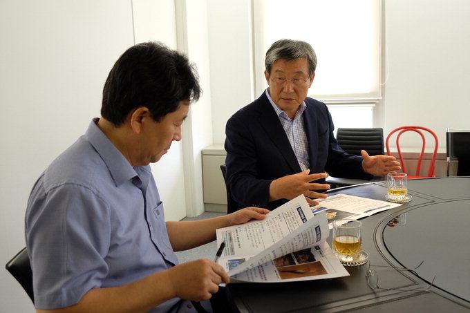 곽용환 고령군수, 새 관광콘텐츠 개발 지원 건의