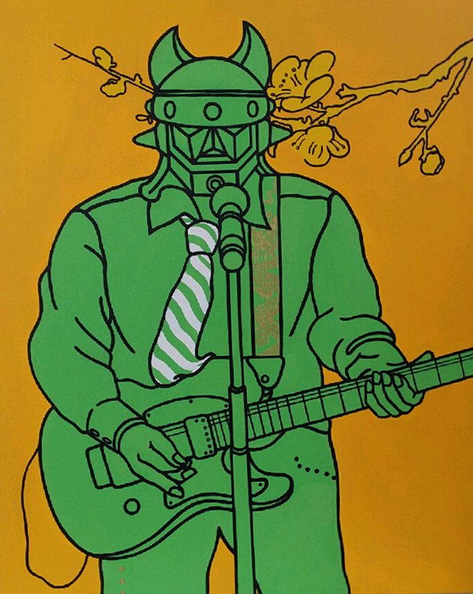 기타를 둘러메도, 추리닝을 입어도 '우리의 영웅'
