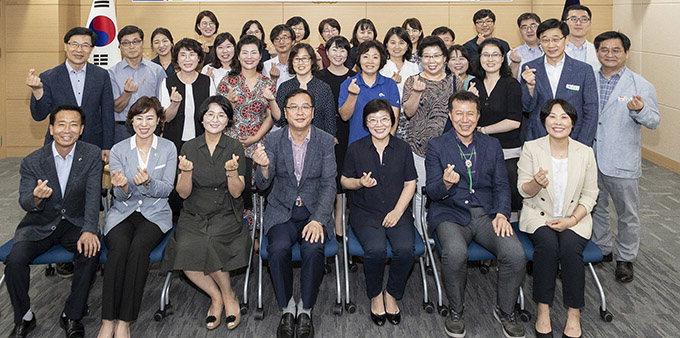 경북도의회 '양성평등 性인지 예산제도 내실화' 워크숍