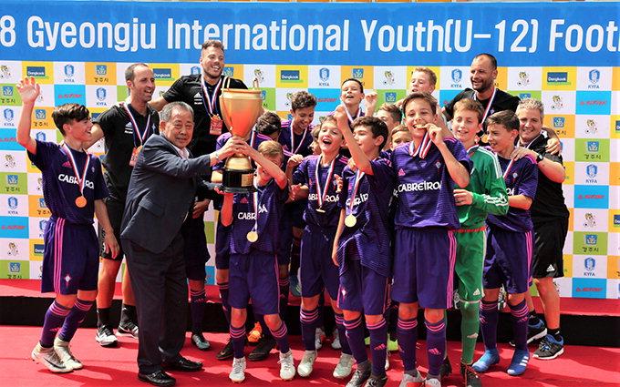경주서 23∼28일 U-12 국제축구대회