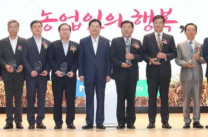 농협 청도군지부, 사회공헌사업 우수사무소 선정