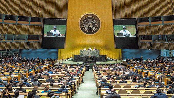 '외교 슈퍼볼' 유엔총회 개막…'北·이란'핵심 의제