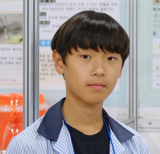 안동 경안중 조수민 '에코 씨앗탄' 전국학생과학발명품경진대회 특상