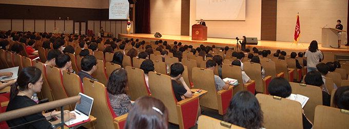 경북대 재학생 학부모 대상 설명회…캠퍼스생활·진로 궁금증 풀렸다