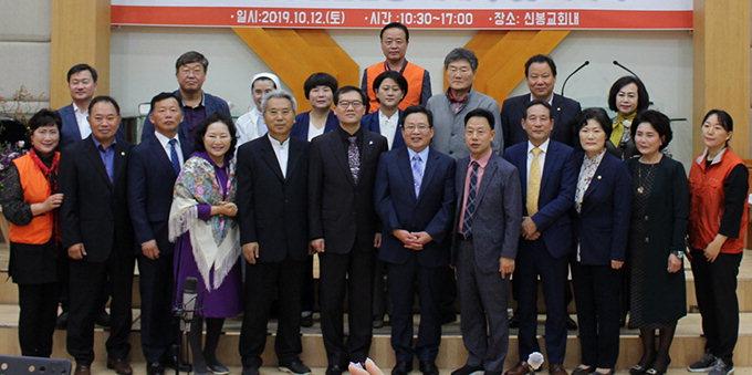 상주연탄은행·밥상공동체, 후원금 마련 바자회 개최
