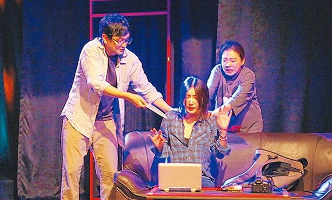 명작고전, 연극·강의 결합한 이색공연으로 탄생