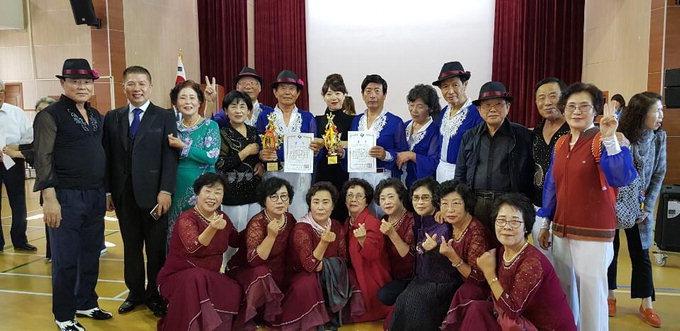 칠곡문화회관 댄스팀, 대구중구청장배 대회 종합대상