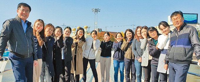 봉화경찰서, 성희롱 예방 등 주제 여직원간담회 개최