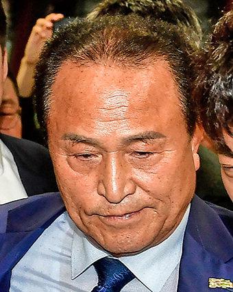 '뇌물혐의' 김영만 군위군수 영장기각