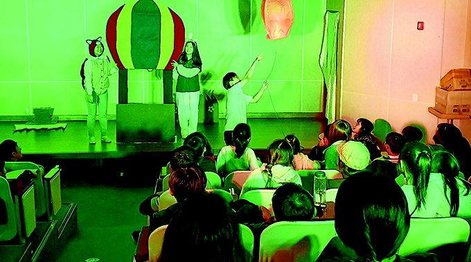 과학·레크리에이션 결합'트림축제'구미과학관서 열려