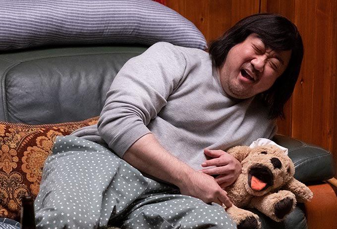 마동석 신작 '시동' 12월 개봉