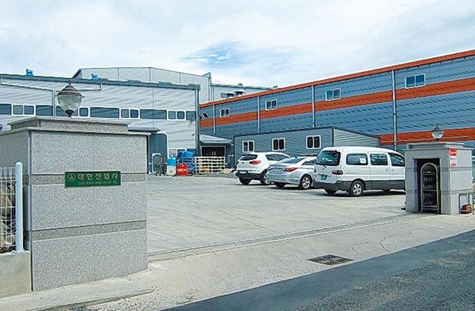 [경매정보] 대구 달서구 장동 공장 1·2동