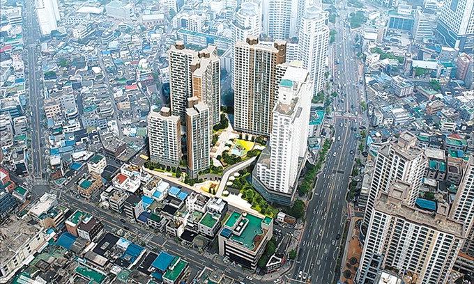 '5년간 표류' 반월당주택조합, 서한과 899억원 규모 본계약