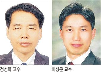 경북대 정성화·이상문 교수 '세계 상위 1% 연구자'