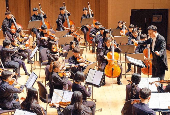 칠곡영쳄버오케스트라 20주년 기념 음악회