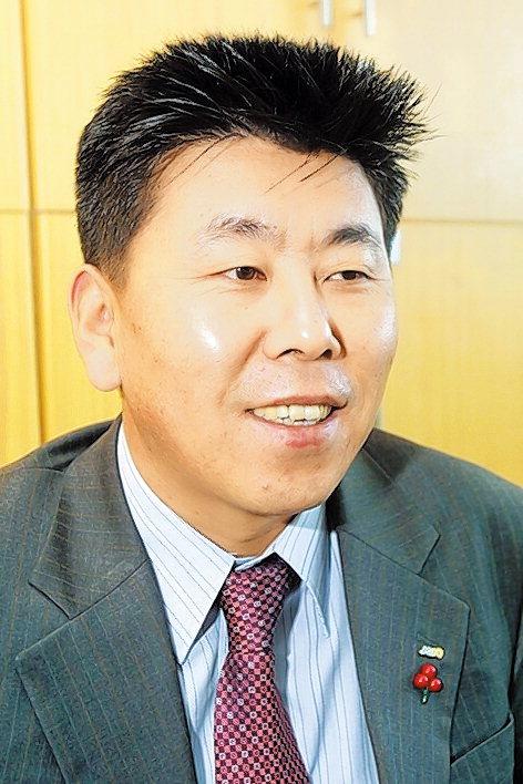 칠곡군 에어로빅힙합협회 초대회장에 정한석씨 취임