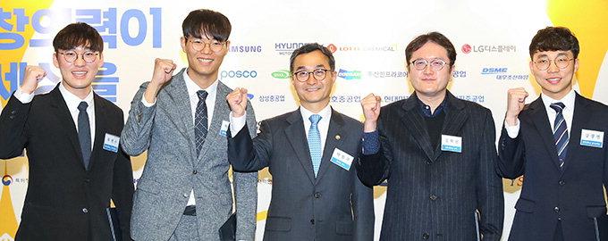 삼성의 마이크로 LED디스플레이 기술 분석…경북대 전자공학부, 특허전략 유니버시아드 장관상