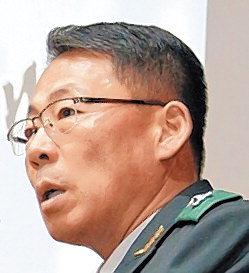 장두영 육군 제5군수지원사령관 구미대서 부사관 진로탐색 특강