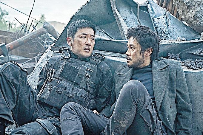 '대작 라인업' 천문·반도·백두산, 내년 '흥행의 대문' 연다