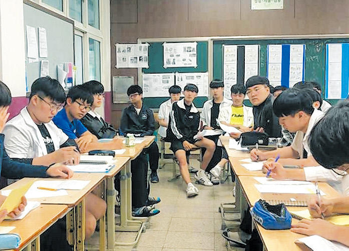 참여형 역사·과학 수업으로 학생들 사고력 '쑥쑥'