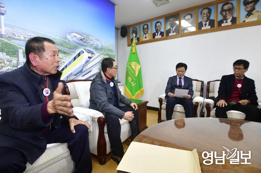 국방부 발표에도 후보지는 K2이전부지 선정위 열려야 법적 효력