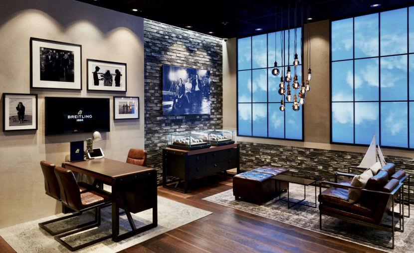 대구신세계백화점 전국 첫 `브라이틀링 부티크` 오픈