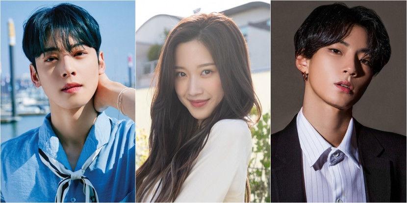 tvN  '여신강림' 문가영·차은우·황인엽 출연 확정, 훈훈한 비주얼 설렘폭발