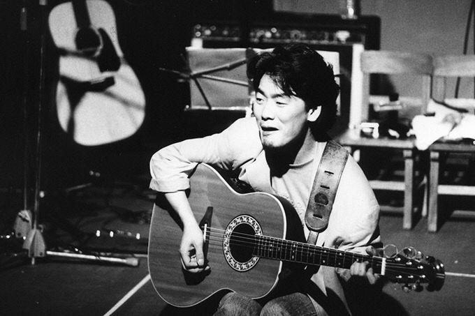 가객 김광석은 누구, 정규앨범 4장 남기고 1996년 32살로 요절한 '노래하는 시인'