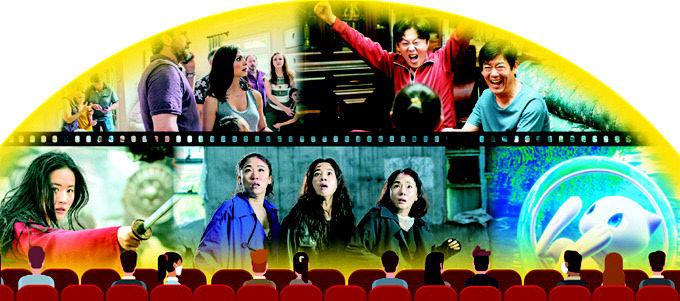 [추석 극장가] 개성 내세운 한국영화 vs 할리우드 블록버스터 `골라보는 재미`