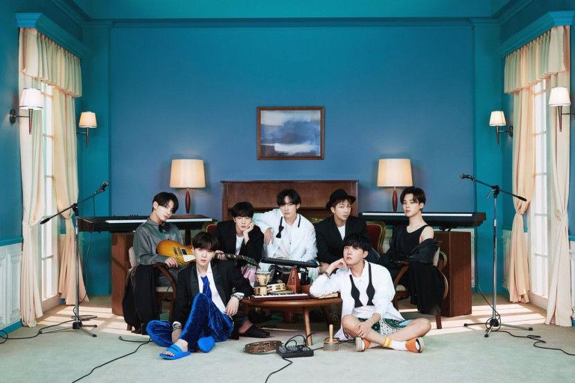 BTS, 빌보드 연간결산 `톱 듀오·그룹` 처음으로 1위