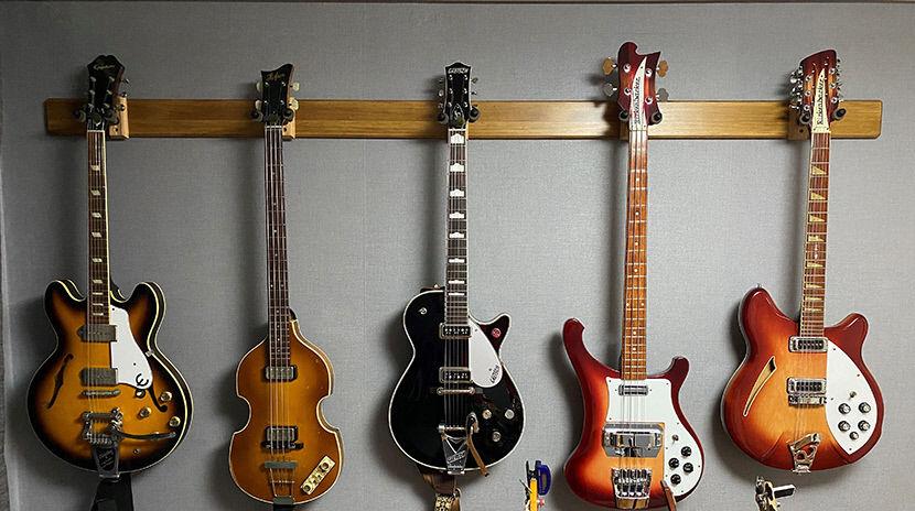 [위클리포유 커버스토리] 비틀즈 트리뷰트 밴드 '시틀즈' (2)