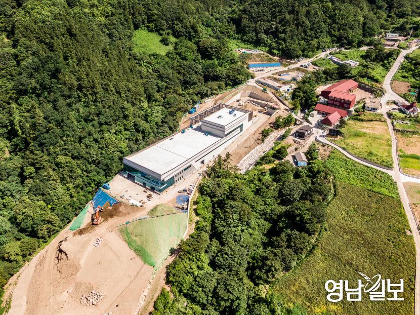 추산생수생산공장