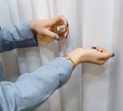 [김양순의 이미지메이킹] 향수 사용하는 방법