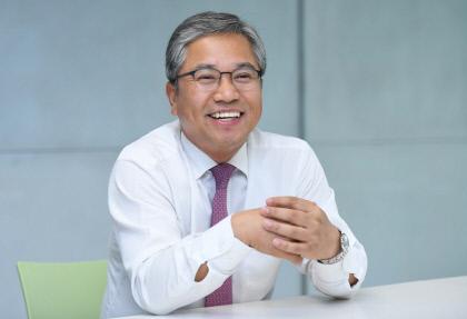 [이영란의 스위치] 의성 출신 신동승 한국펀드평가 대표이사
