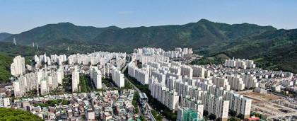 문재인 정부 출범 후 3년간 대구 아파트 평균 매매가 21.52% 상승