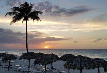 [안용모의 배낭 메고 중미를 가다] 쿠바 바라데로(Varadero)…카리브해와 맞닿은 낙원에서 꿈같은 황홀함