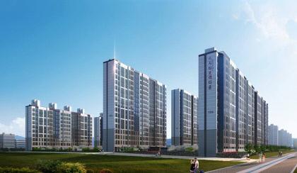 안심뉴타운 '첫 아파트 프리미엄'…1년 뒤 전매 가능