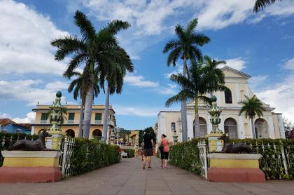 [안용모의 배낭 메고 중미를 가다] 쿠바 트리니다드(Trinidad)
