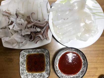 무늬오징어 맛있게 먹는 법, 회 쳐먹고 데쳐먹고…직접 낚아야만 느낄 수 있는 맛