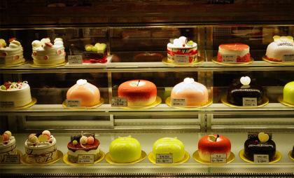 [이춘호 기자의 푸드 블로그] 하강곡선 그리던 대구 제빵계서 케이크로 새로운 시대 열었다