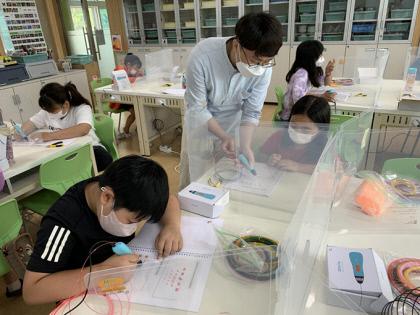 칠곡교육청 '발명교육센터' 발명체험으로 창의력에 날개