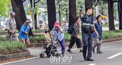 대구경북디자인센터~MBC네거리는 노인에게 `가혹한 구간`