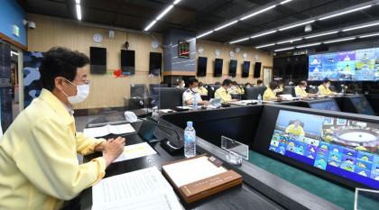 경북 도내 인구 10만 이상 9개 시·군, 27일부터 거리두기 3단계 적용