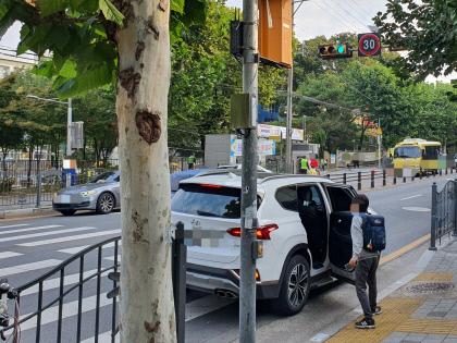 ``현실 무시한 정책`` 어린이보호구역 차량 주·정차 전면 금지 `혼란`